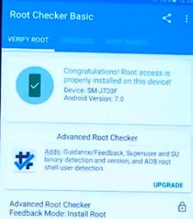 Hướng dẫn Root Samsung Galaxy J7 Pro - PhepThuat com