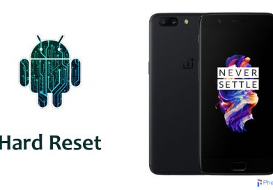Hướng dẫn hard reset OnePlus 5